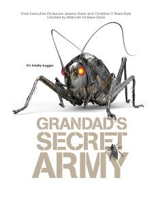 GRANDAD'S SECRET ARMY, DANDELION PRODUCTIONS