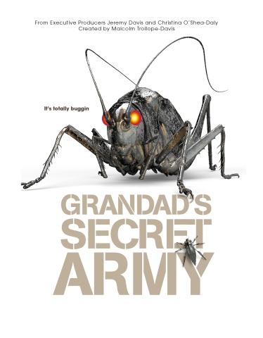 GRANDAD'S SECRET ARMY, DANDELION PRODUCTIONS